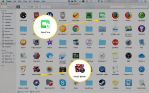 How to Turn on the Camera on Your Mac