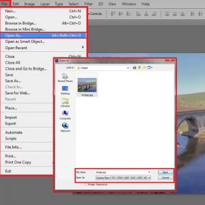 Shifting from Photoshop CS5 to CS6 – Camera Raw | HowTech