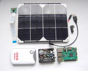 Use Witty Pi 2 to Build Solar Powered Time Lapse Camera | UUGear