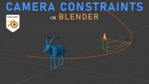 How to rotate camera with Track to Constraint? - Basics & Interface -  Blender Artists Community