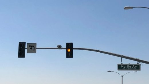 5 new cameras at Monrovia intersections aren't focused on traffic tickets –  San Gabriel Valley Tribune