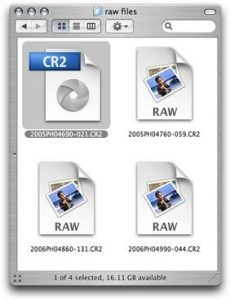 Open Raw files in Adobe Camera Raw by default | conrad chavez | blog