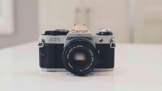 Canon AE-1 Program Review: My First Hand Experience - Wit and Folly