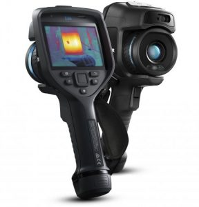 FLIR Systems Announces Four New Exx-Series Handheld Thermal Imaging Cameras  – Engineering Update