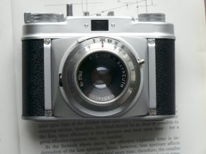Hunter 35 – John's Cameras. A collection of interesting and old cameras.