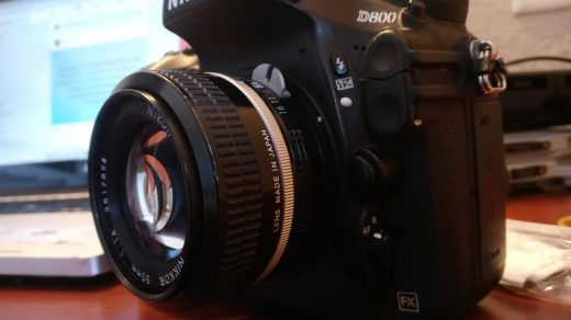 Getting a Refurbished Nikon D800 from Japan - HDR School