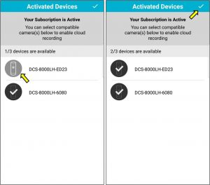 How do I enable cloud recording for my D-Link camera? | D-Link Blog Home