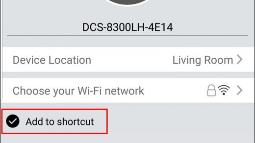 camera   Dlink products Configuration And Installation On D-Link Blog Home