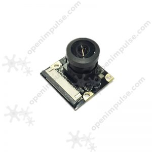 160° Wide Angle Camera for Raspberry Pi with Adjustable Focus   Open  ImpulseOpen Impulse