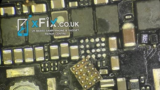 Repairing iPhone 6s with no camera flash and Torch not worki - xFix