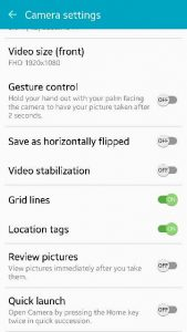 remove Camera short cut from lock screen Galaxy S6 with 5.0.2 - Android  Forums at AndroidCentral.com
