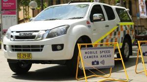 Six new mobile camera locations to reduce deadly road toll | Daily Telegraph