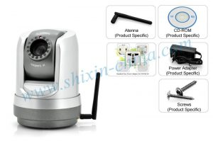How P2P Transmission Technology Contribute to IP Camera   wificam