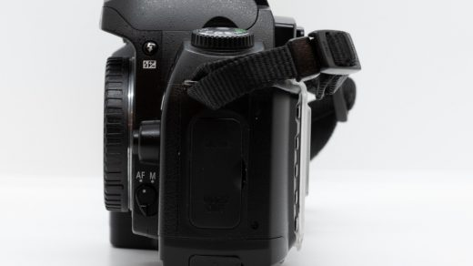 Nikon D70 Review – Relatively Ambitious
