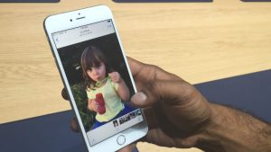 Apple IPhone 6S Live Photos Camera Feature Explained