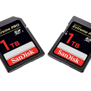7 Things We'd Do With a 1 Terabyte SD Card | Men's Journal