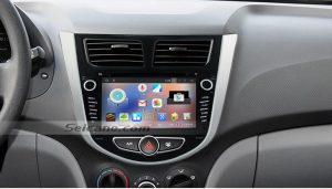How to install a 2011 2012 Hyundai Accent car stereo with Bluetooth touch  screen Quad-core CPU Android 4.4.4 DVD player | Car Stereo Wiki