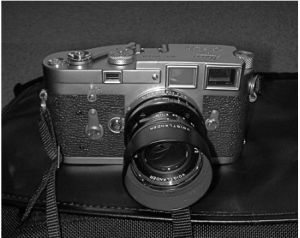 Iconic Cameras - The Leica M3   Light Stalking