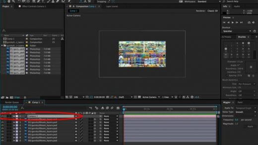 After Effects – Future Representation