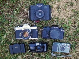 Camera Collection Reboot – Which Three Would You Choose? – 35hunter