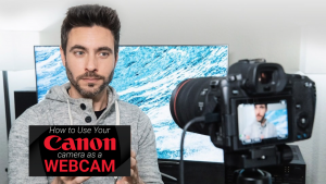 How to Use Your Canon Camera as a Webcam   B&H Explora