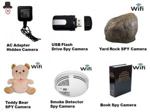 9 Everyday Objects You Won't Believe May Have a Hidden Spy Camera | Spy  camera, Hidden spy camera, Camera