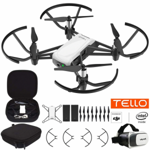 DJI Tello Quadcopter Drone with HD Camera and VR Powered Technology Fu –  Videos.Images.Pictures #bestcheapcame…   Drone with hd camera, Drone  quadcopter, Quadcopter