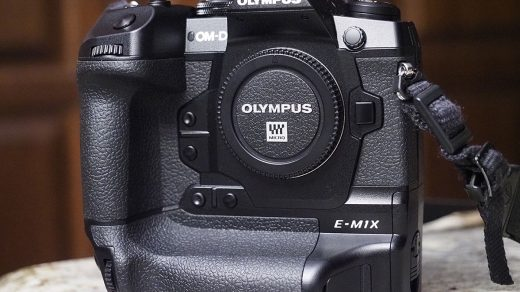 E-M1X ISO Invariance Test - Small Sensor Photography by Thomas Stirr