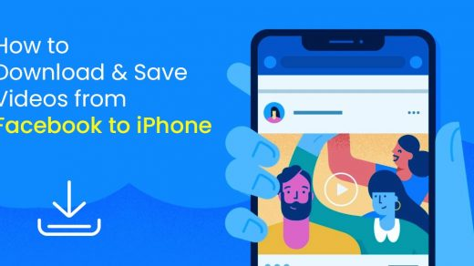 How to Download & Save Videos from Facebook to iPhone