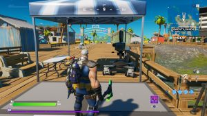 Fortnite: How To Dance In Front Of A Camera At Sweaty Sands - DeccanOdyssey