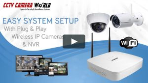 Easy Setup Of Wireless Security Camera Systems on Vimeo