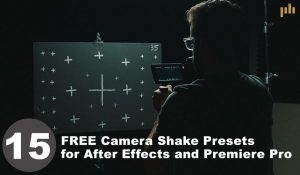 15 FREE Camera Shake Presets for After Effects and Premiere Pro - The Beat:  A Blog by PremiumBeat | Presets, Camera, Premiere pro