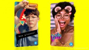 Create and share 3D images with Snapchat's new 3D Camera