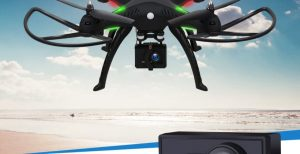 My Picks on Drone cameras for Travel videos - GeeksNGadgets