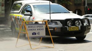 Drivers copping millions in fines from mobile speed cameras each month |  Daily Telegraph