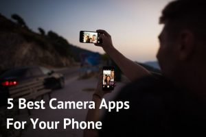 5 Best Camera Apps For Your Smartphone | Visual Watermark