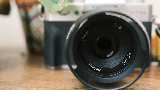 Lens Review: Pergear 50mm f/1.8   FUJI X WEEKLY