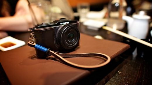 Gordy's Camera Straps – The Woodwork