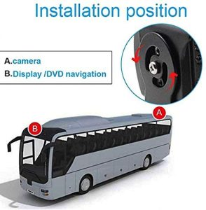 Car & Vehicle Electronics WiFi Truck Backup Camera RV Camper Trailer  Wireless Waterproof Wide Angle Rear View Camera for Android iOS Electronics  geniemensch.com