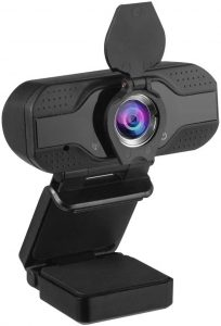 USB webcam 1080p, suitable for PC, MAC, laptop,With built-in microphone and  proprietary protective cover, plug-and-play USB webcam, with Skype,  Facetime, Youtube video call, study, meeting. - Knowledge Is Power | Online  Shopping