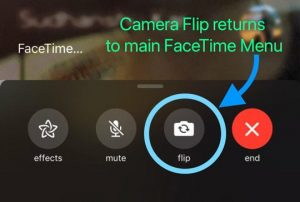 Why does facetime flip image. [Solved] How to Fix FaceTime Camera Not  Working on iPhone