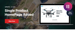 Drone Media | Aerial Photography & Videography WordPress Theme + Elementor  by AncoraThemes