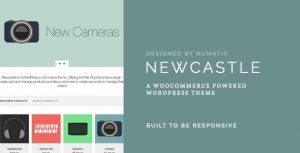 Free Download] Newcastle - A WooCommerce Powered WordPress Theme (Nulled)  [Latest Version] - Downloader Zone