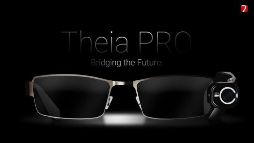 7 Theia Pro Glasses Mounted HD POV Camera - GetdatGadget