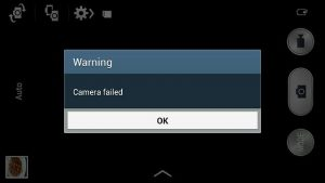 Galaxy S4 camera failed! Please help! - Android Forums at AndroidCentral.com