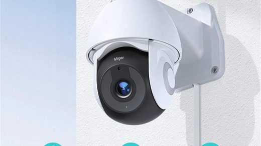 Save $40.90 (51%) on the Security Camera Outdoor, Voger 360° View WiFi Home  Security Camera System – Tech News for You