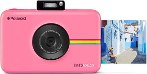 Amazon.com : Zink Polaroid Snap Touch Portable Instant Print Digital Camera  with LCD Touchscreen Display (Pink) : Camera & Photo