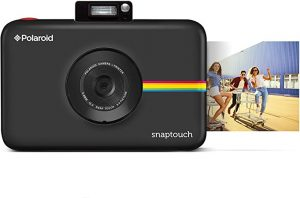 Amazon.com: Zink Polaroid Snap Touch Portable Instant Print Digital Camera  with LCD Touchscreen Display (Black): Camera & Photo