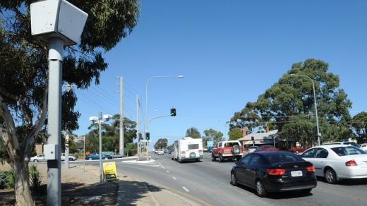 SA Police fit five mobile speed cameras with infra-red flashes to better  detect speeding motorists at night | The Advertiser