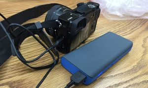 How to charge a canon camera battery without a charger? ~ Maggie Colletta